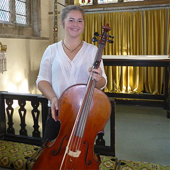 Impressive and varied cello recital